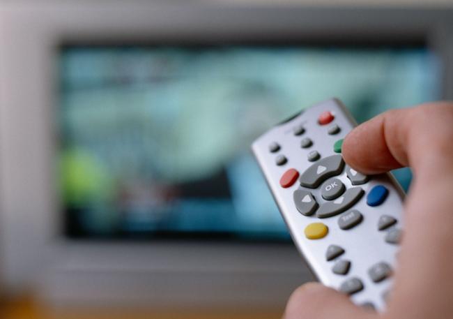 a televízió látási hatása