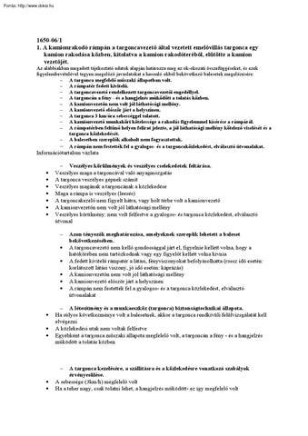 a darukezelő látási követelményei)