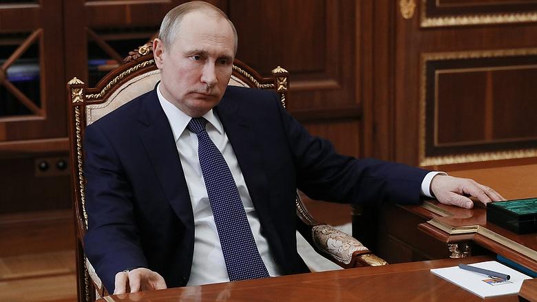 Putyin macskája
