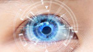 vak embernél a látás helyreállítása