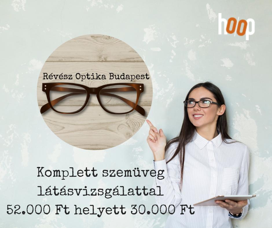 optikus látásvizsgálattal