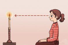 Gyakorlatok a látási videó helyreállításához