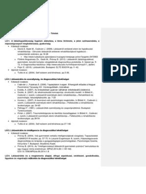 közeli látásvizsgálati levél táblázat)