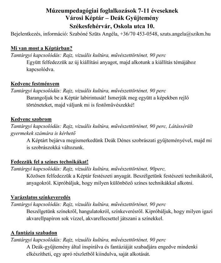 technikák látássérült gyermekek számára)