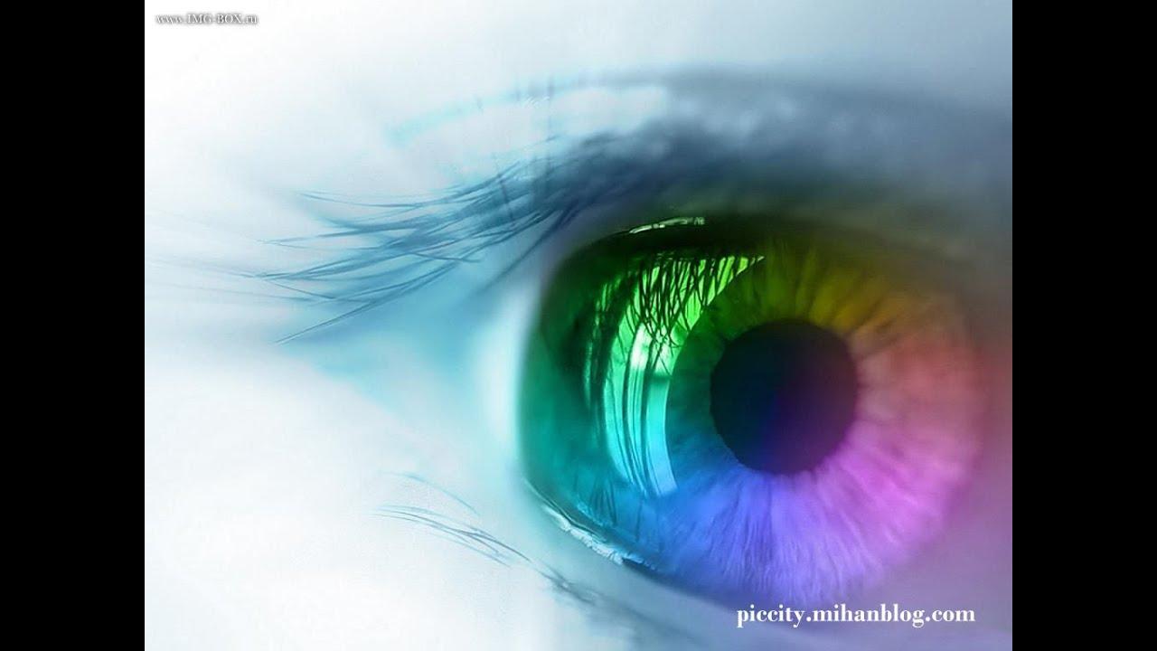 Akupresszúrás szemmasszázs a látás javítása érdekében