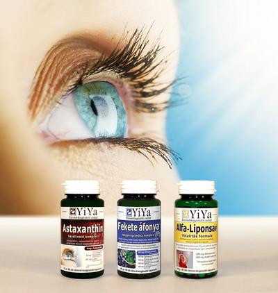 a látás helyreállítása a legjobb étrend-kiegészítők