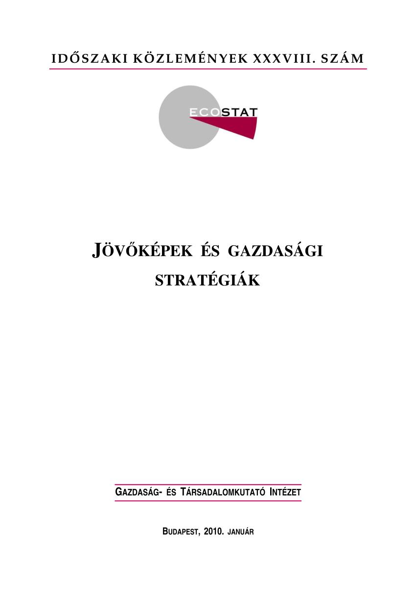 a jogok megszerzésének jövőképe)