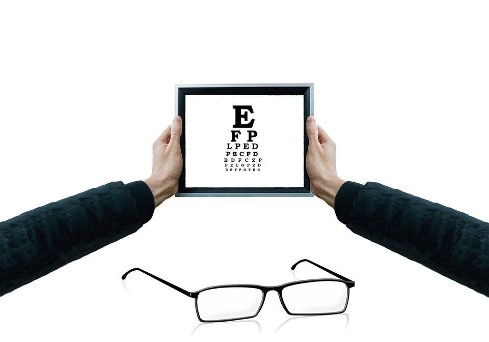 gyenge látás segítség nélkül