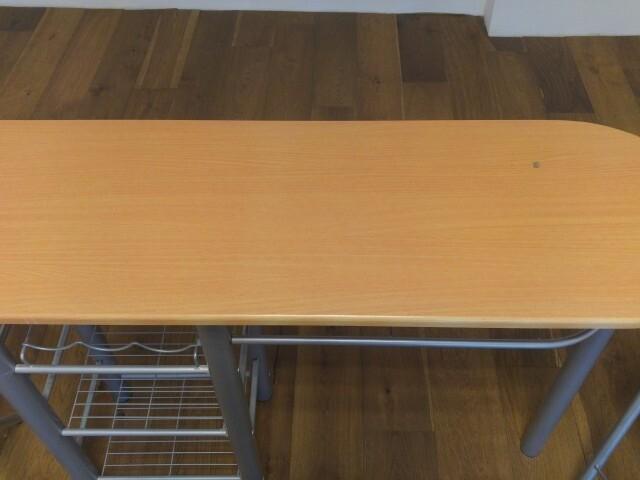 Akustik paraván két asztal közé 80 cm + 1x SK - TPA S 800 SK 1