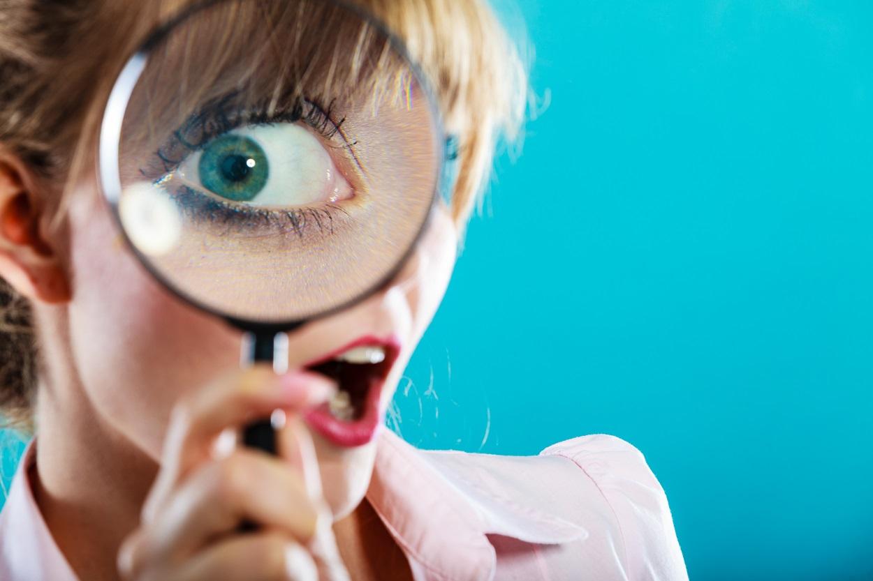 mit jelent az éles látás