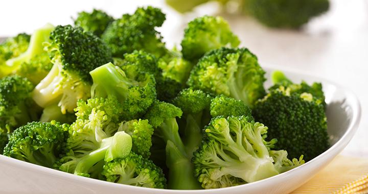 zöldségek a látáshoz