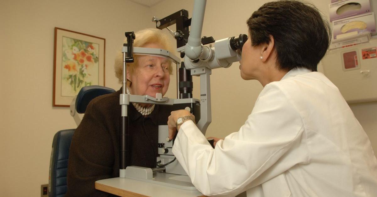 myopia újszülöttekben