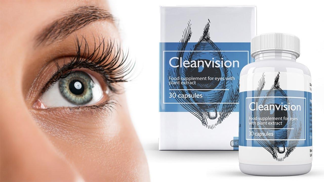Cleanvision – látásjavító gyógyszer