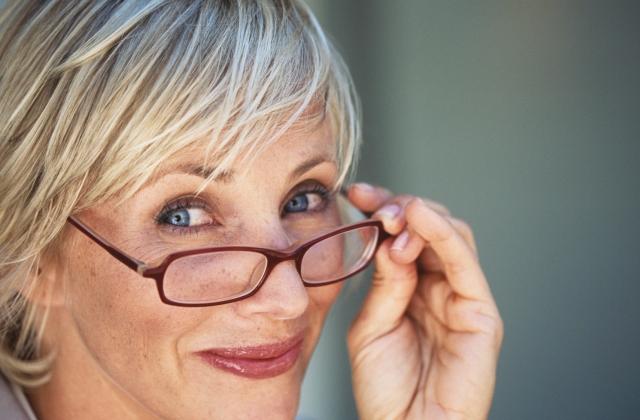 hogyan romlik a látás idős korban