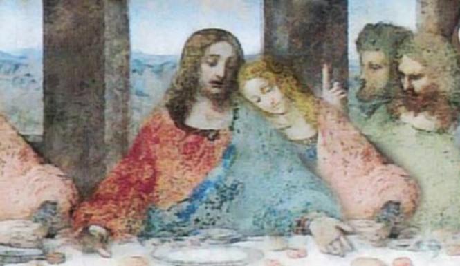 Da Vinci mosolya