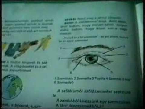 látás jobb szem megjelölés)