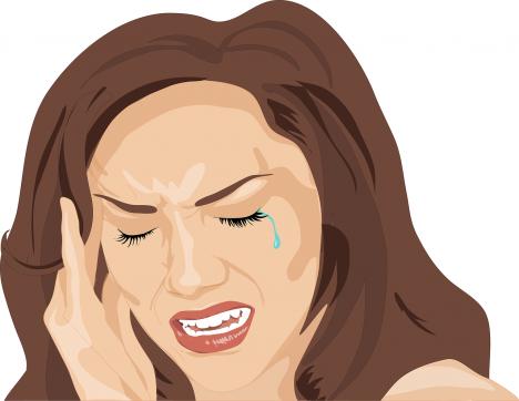 látás élesen csökkent fejfájás