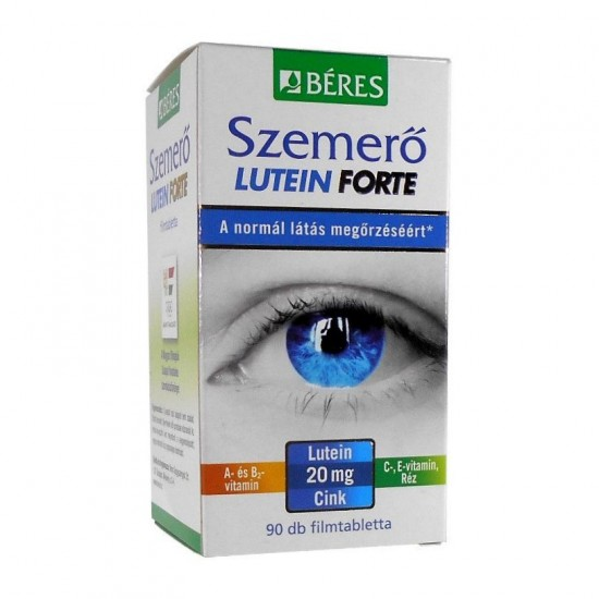 látás vitaminok ápoláshoz