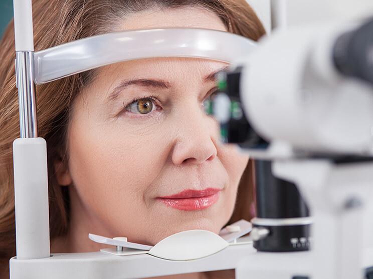 milyen betegségek alatt romolhat a látás