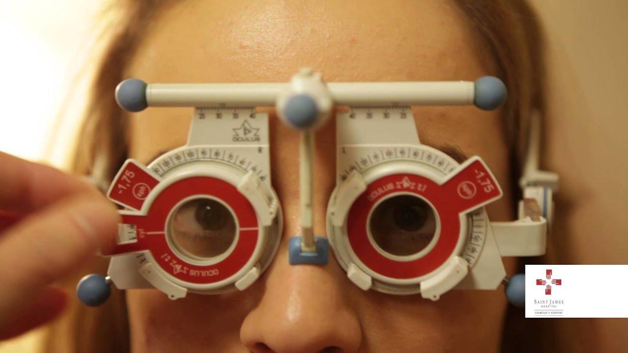 látás, mint a film révén látás helyreállítása bates shichko szerint
