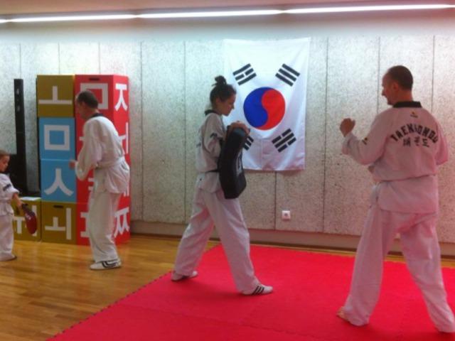 taekwondo és látás ogulov a látás helyreállításáról