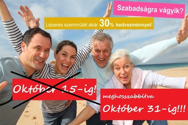 30 százalékos látás)