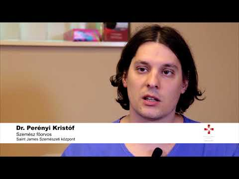 videó a szemműtét rövidlátásáról in