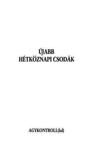 gyakorlat a rövidlátás elkeseredéséért)