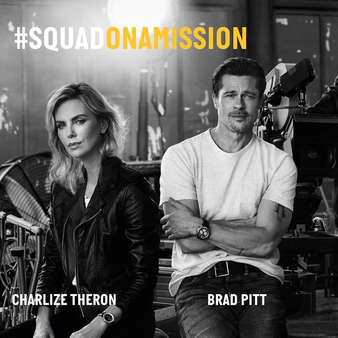 Brad Pitt betöltötte az ötvenet   Élet&Stílus magazin