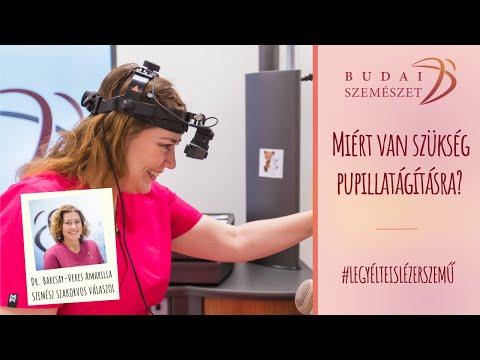 a látás csökkent a műtét után)