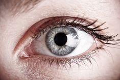 kihajtott szemek a látáshoz