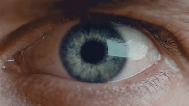 látás szem videó
