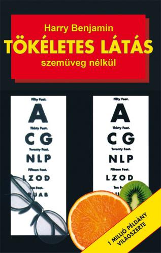 könyvek, hogyan lehet gyógyítani a látást