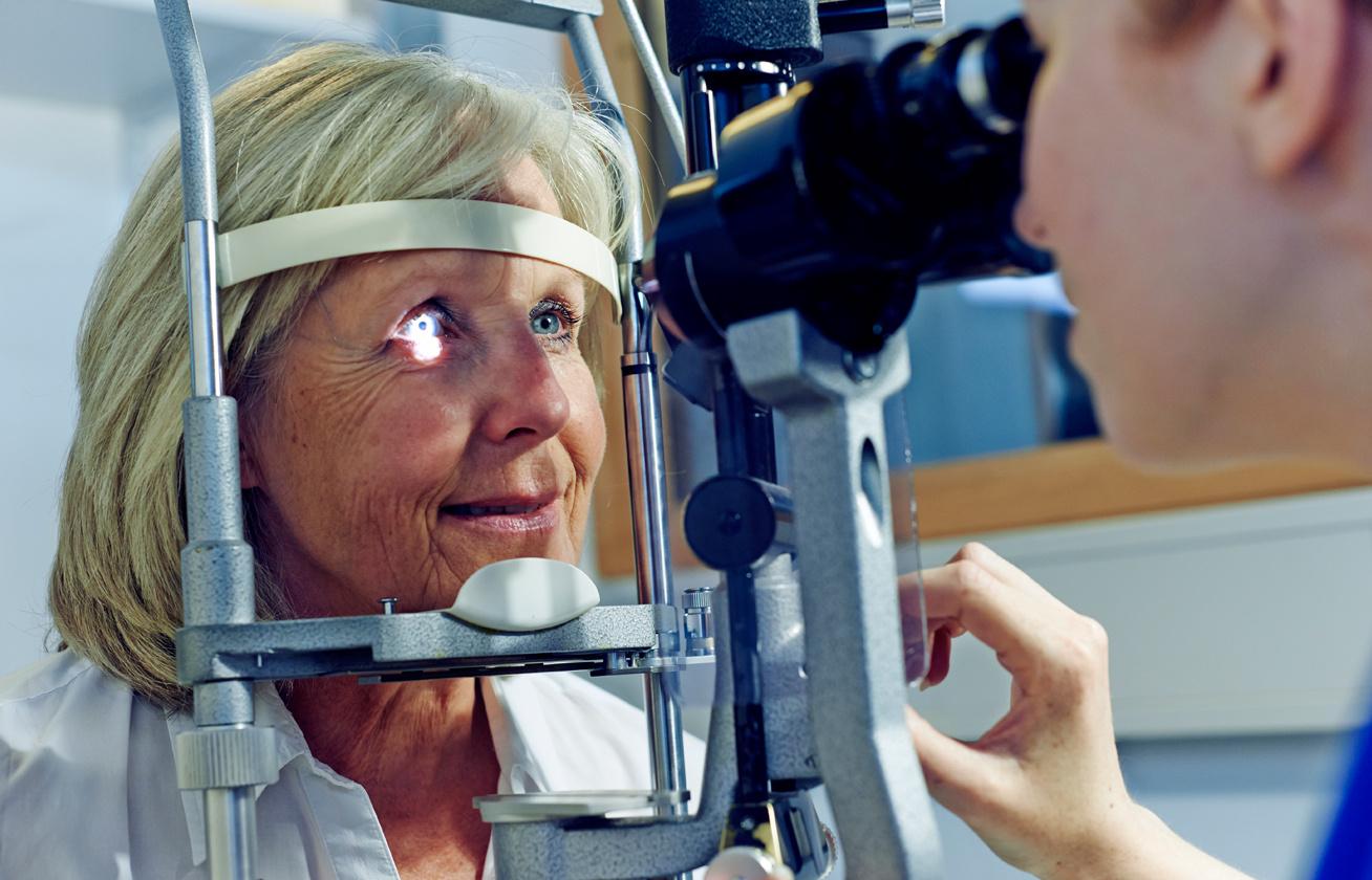 hogyan lehet megőrizni a látást 40 után