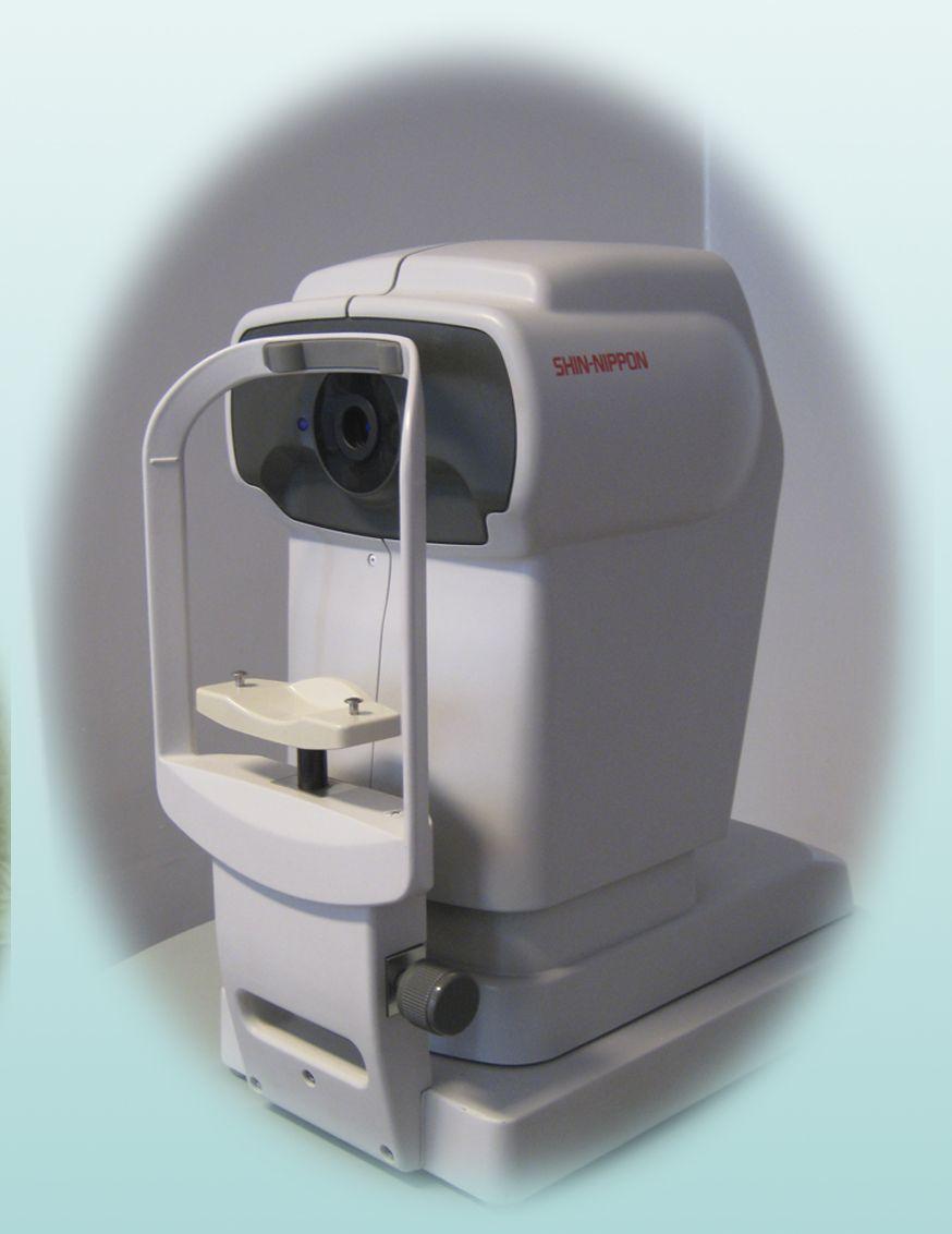 Látásvizsgáló LANG stereo test II /