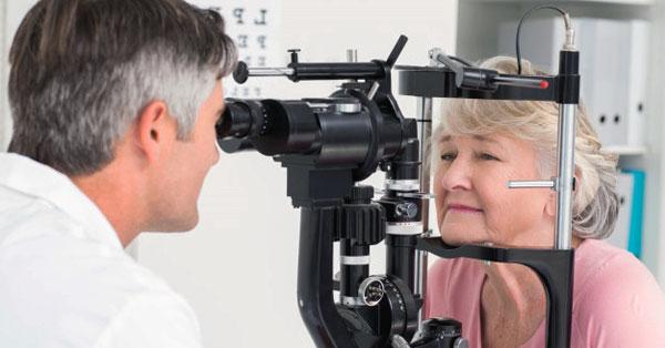 csökkent látás műtét után)