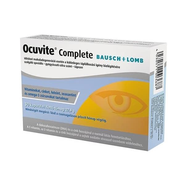 vitaminok a látási termékekben)