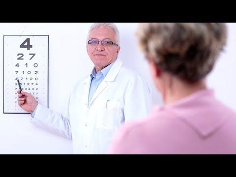 műtét utáni látásgyakorlatok