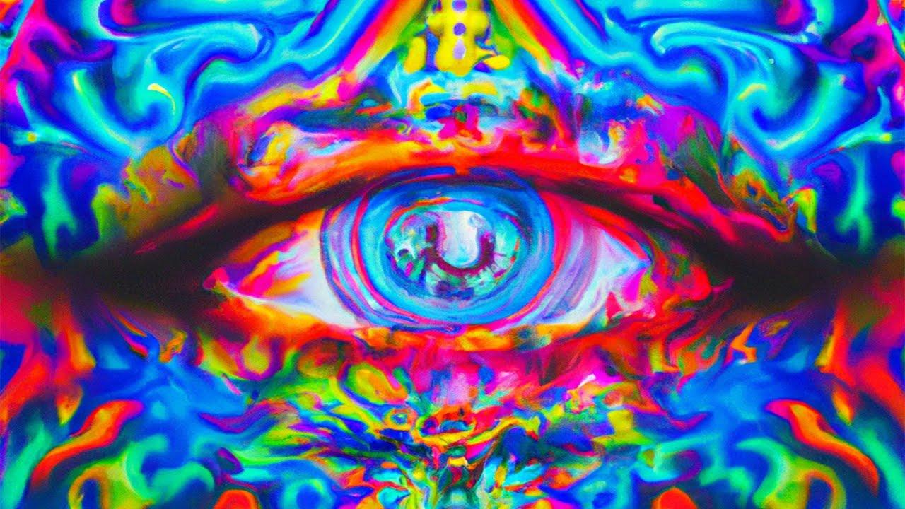 Lézeres látás helyreállítása, Látótér stimulációs mintázat