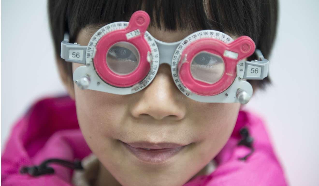 myopia probléma)