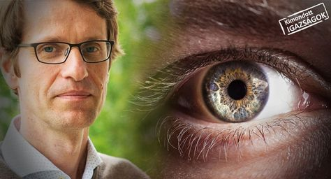 a tenyerezés segít helyreállítani a látást