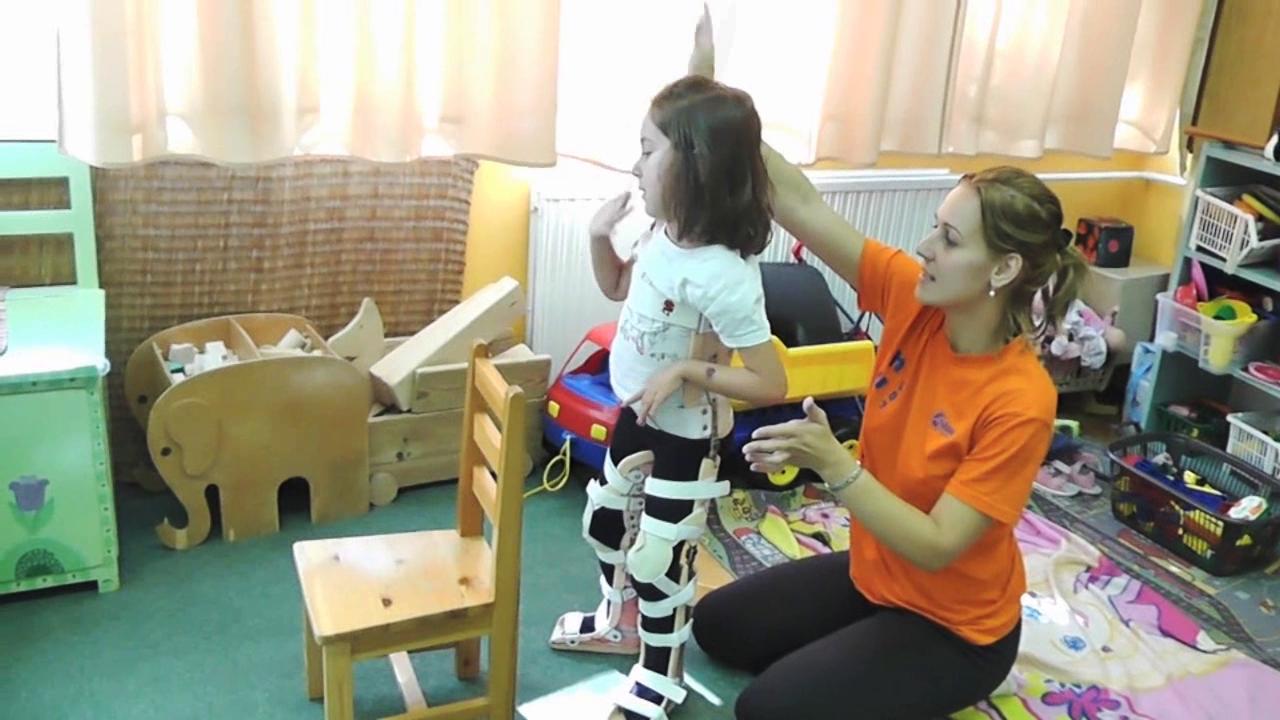 látássérült gyermek az óvodában)