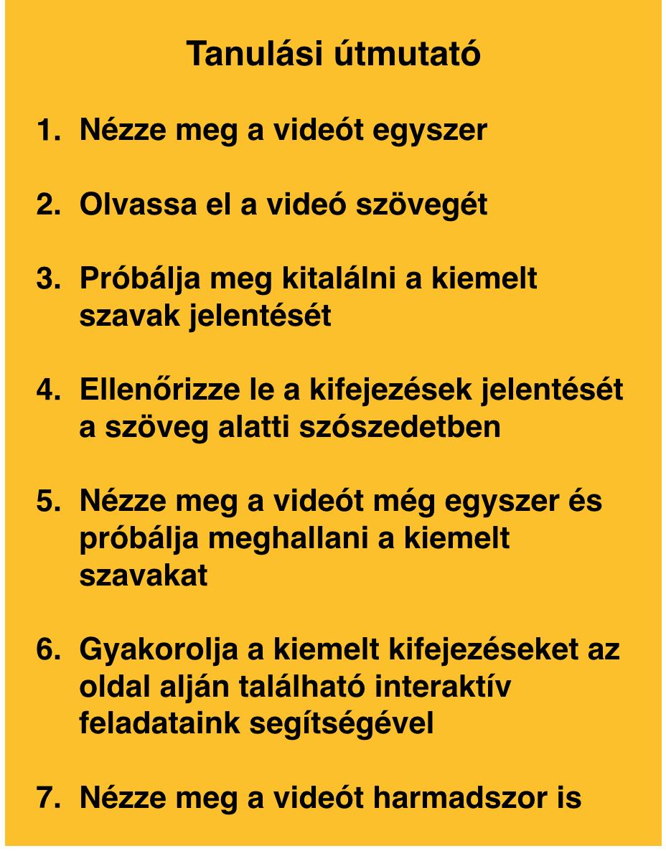Videó galéria