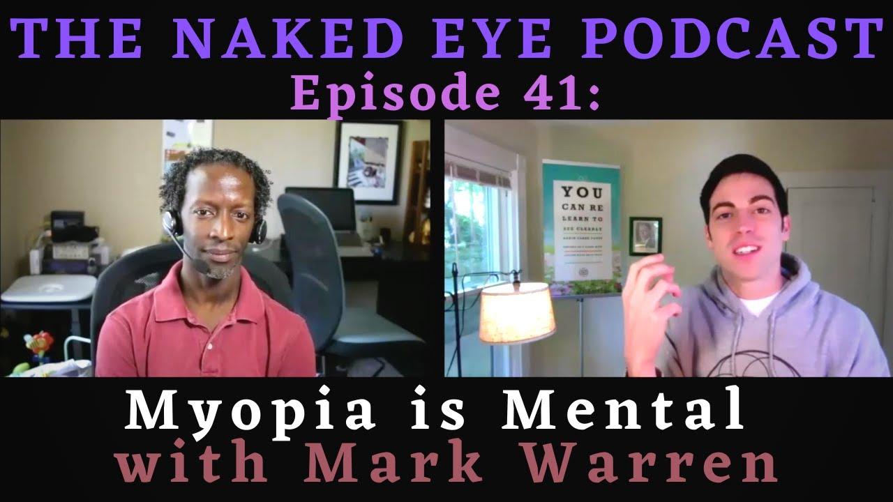 myopia bates technika