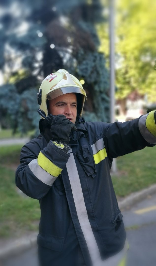 Az as nagy tűzvész a pozsonyi Váralján - Pozsonyi Kifli