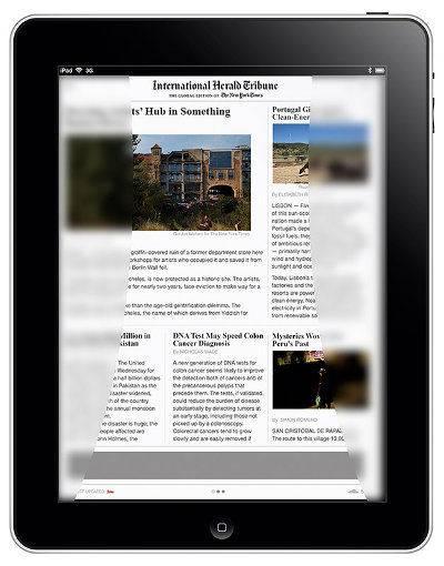Hogyan befolyásolja az iPad a látást)