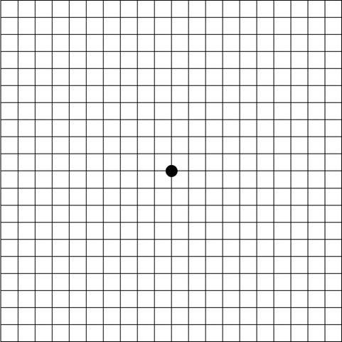 Színteszt látás négyzetek