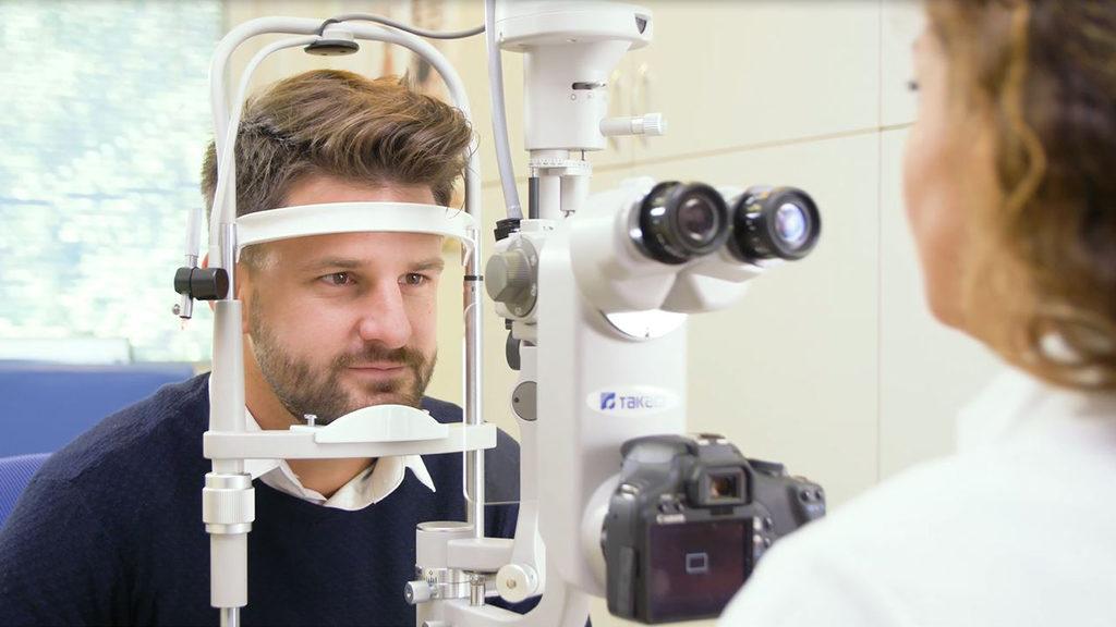 Lézeres szemműtét