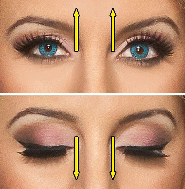 Sminkelési tippek olyan nőknek, akik szemüveget és kontaktlencsét viselnek