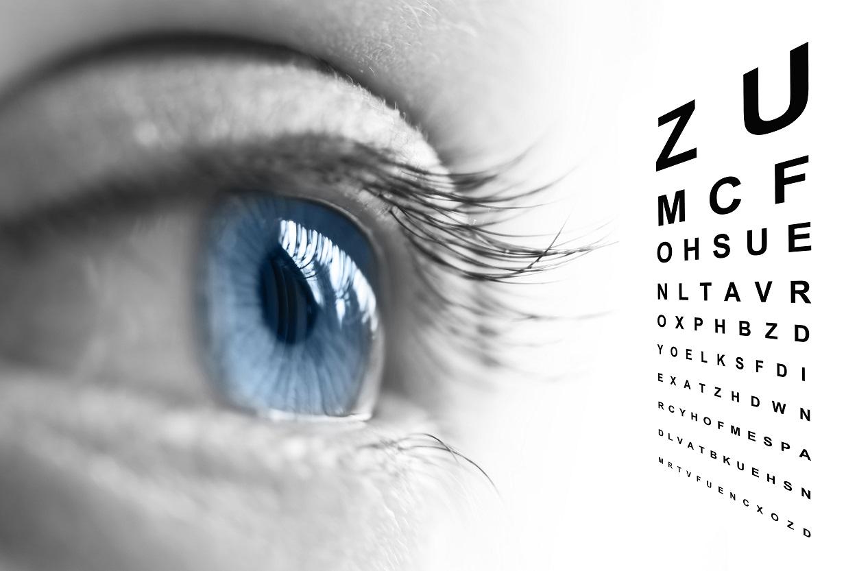 Így lehet a látás élessége 125%-os